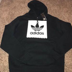 NWT adidas originals men's hoodie
